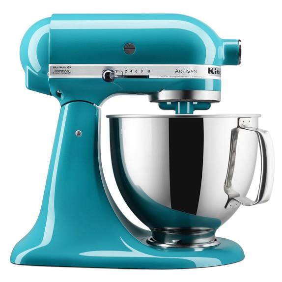 KitchenAid® Artisan Stand Mixer, Ocean Drive