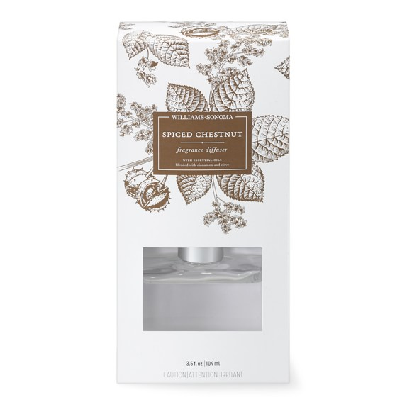 Williams Sonoma Spiced Chestnut Fragrance Diffuser