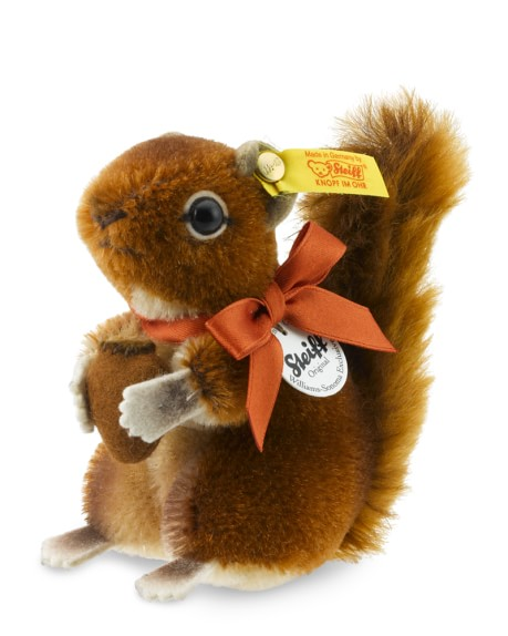 Williams Sonoma Steiff Squirrel