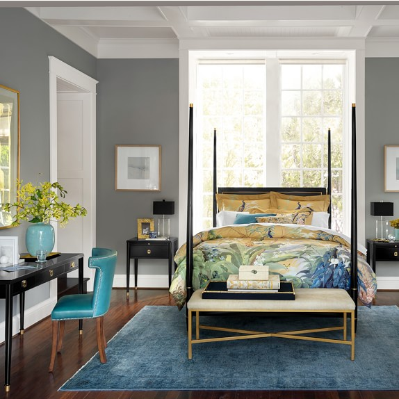 Lacourte Bed Williams Sonoma