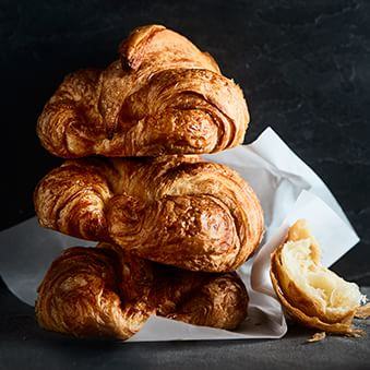 30% Off Croissants & Pastries