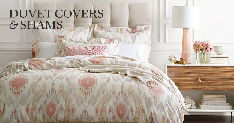 Duvet Covers & Shams