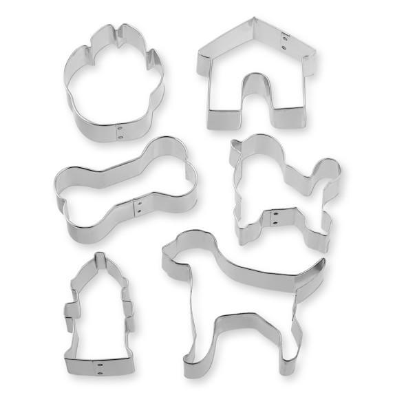 Dog Cookie Cutter Set