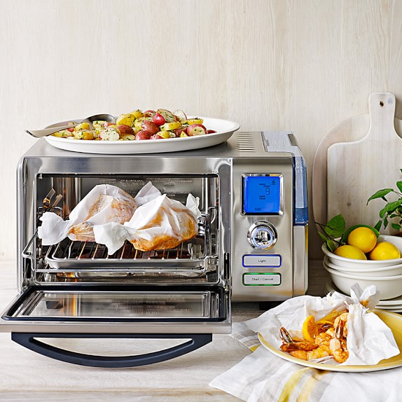 Countertop Steam Oven Reviews : ... Toasters Countertop Ovens Cuisinart Combo Steam and Convection Oven