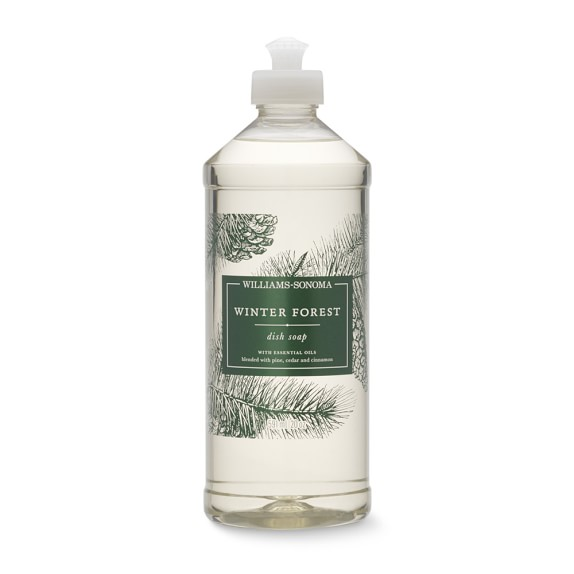 Williams Sonoma Winter Forest Dish Soap, 20oz.