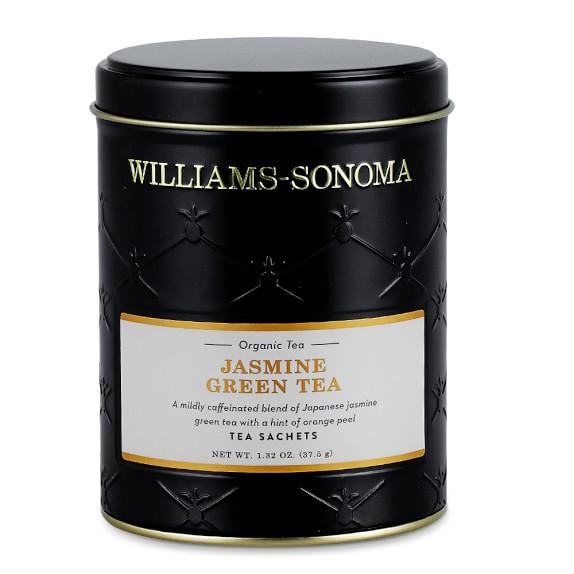 Williams Sonoma Tea No. 4, Green Jasmine, Sachet