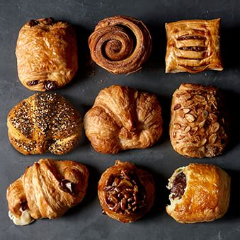 Free Fast Shipping on Croissants & Pastries