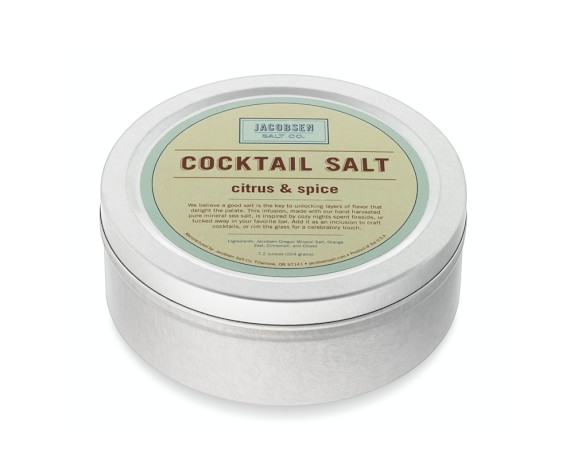 Jacobsen Salt Co. Citrus & Spice Cocktail Salt