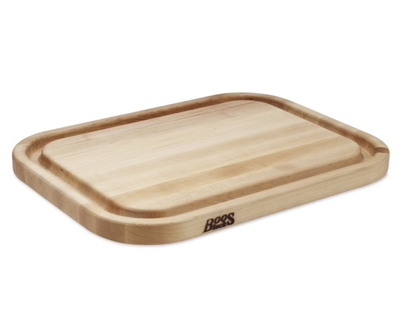Boos Edge-Grain Carving Board, Maple