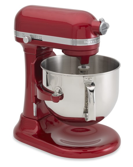 KitchenAid® Pro Line® Stand Mixer, 7-Qt., Candy Apple Red