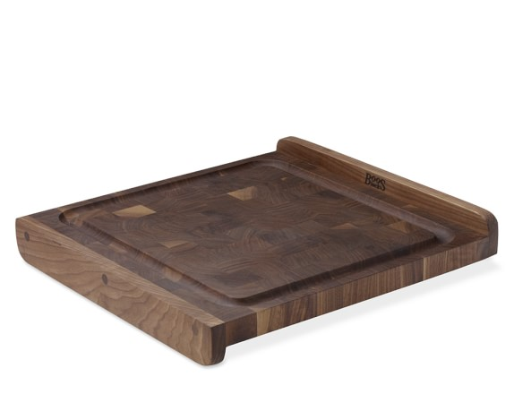 Boos Walnut Reversible Carving Board