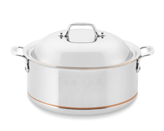 All-Clad Copper Core Round Roaster