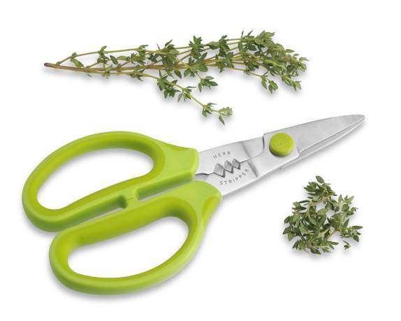Green Herb Snips