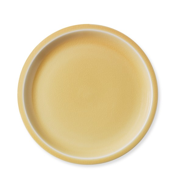 Jars Cantine Salad Plates, Set of 4, Yellow