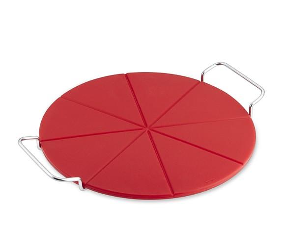 Dexas Pizza Slice & Serve Cutting Board
