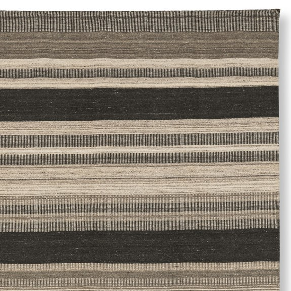 Saddle Blanket Dhurrie Bold Rug Swatch
