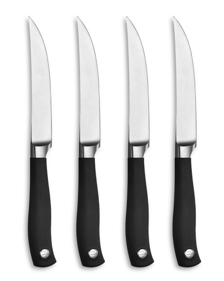 Wüsthof Grand Prix II 4-Piece Steak Knife Set