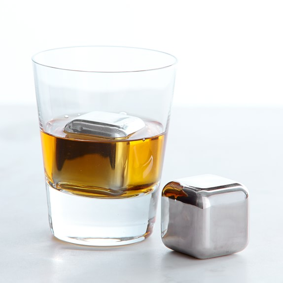 Williams Sonoma Whiskey Cubes, Set of 2