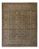 Hand-Knotted Moon Tree Rug, 8x10', Dusk