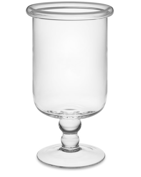 Williams Sonoma Classic Glass Hurricane