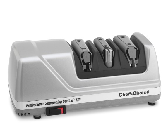 Chef'sChoice Professional 130 Platinum Electric Knife Sharpener
