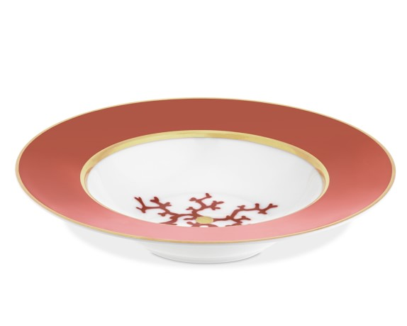 Raynaud Cristobal Rimmed Soup Bowl