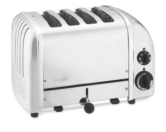 Dualit New Generation Classic 4-Slice Toaster