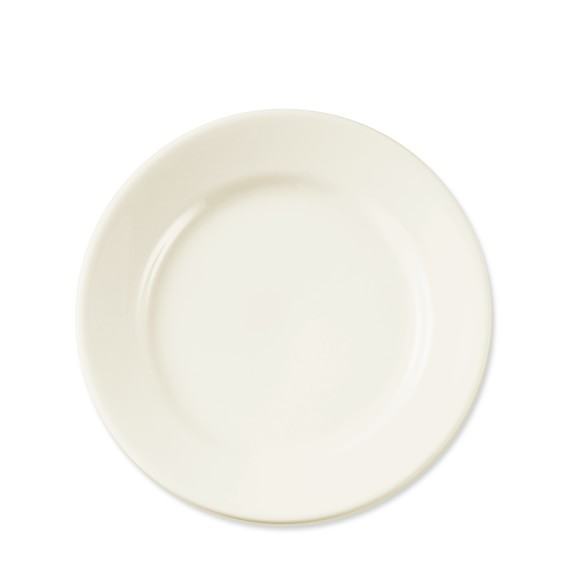 Buffalo China Salad Plates, Set of 4
