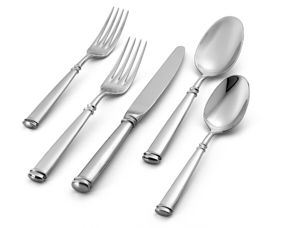 Absolu Flatware, 5-Piece Place Setting