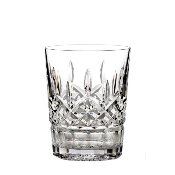 Waterford Lismore Double Old-Fashioned Glasses, Set of 2