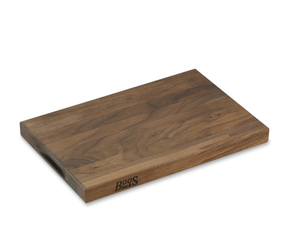 Boos Walnut Rectangular Cutting Board, Small