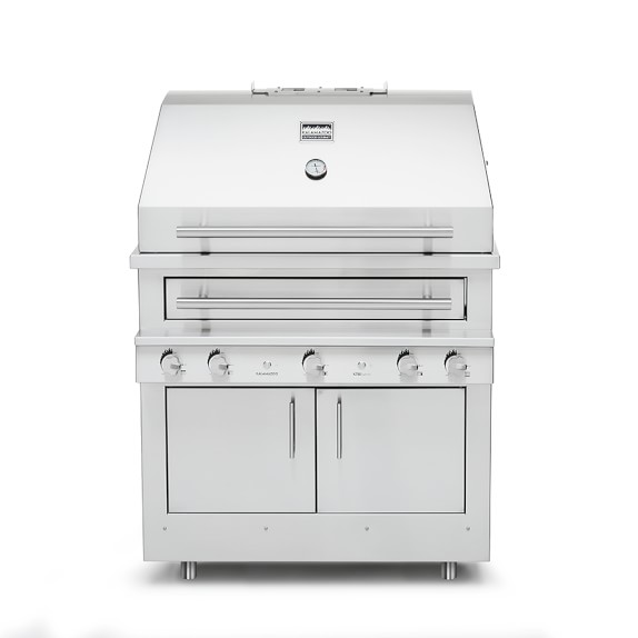 Kalamazoo Hybrid Built-In Natural Gas Grill