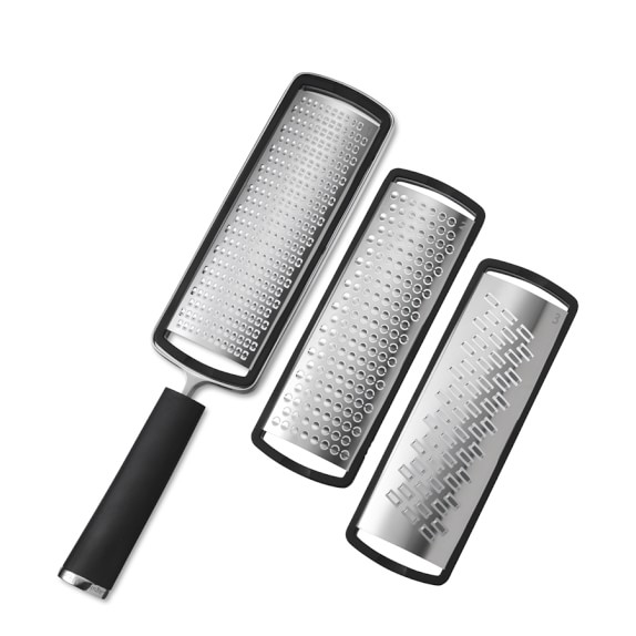 Michel Bras Grater Set With 3 Blades