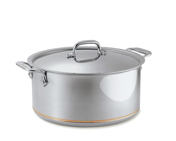 All-Clad Copper Core Stockpot, 8-Qt.