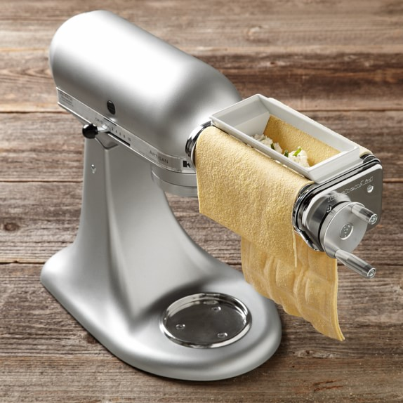 KitchenAid® Mixer Ravioli Attachment