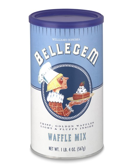 Williams Sonoma Bellegem Waffle Mix
