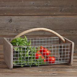 Garden Trugs Garden Baskets Williams Sonoma