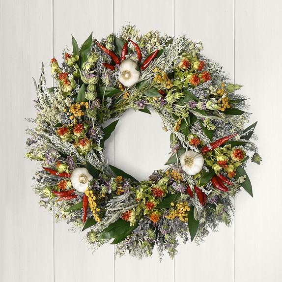 Herb & Garlic Wreath, 18