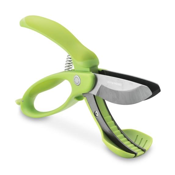 Toss & Chop Titanium Salad Scissors