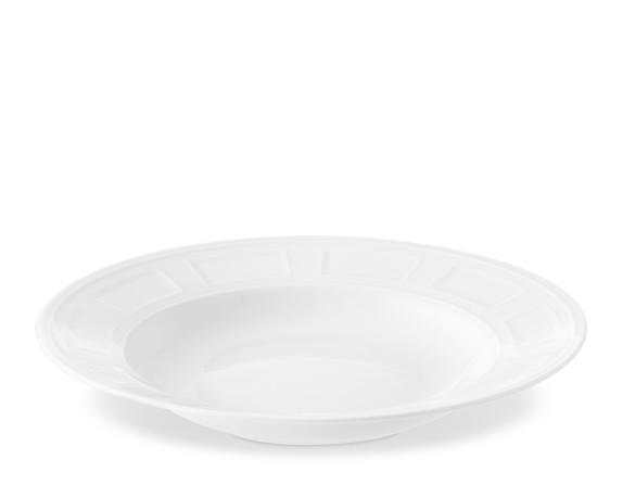 Bernardaud Naxos Rimmed Soup Bowl