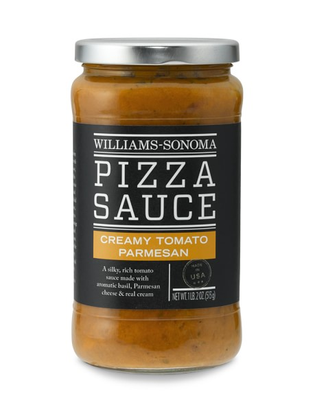 Williams Sonoma Pizza Sauce, Creamy Tomato Basil