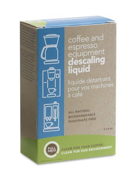 Full Circle Coffee Machine, Descaling Liquid
