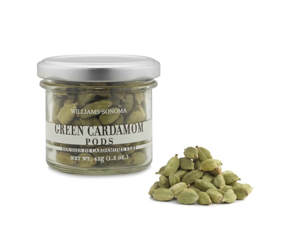 Williams Sonoma Green Cardamom Pods
