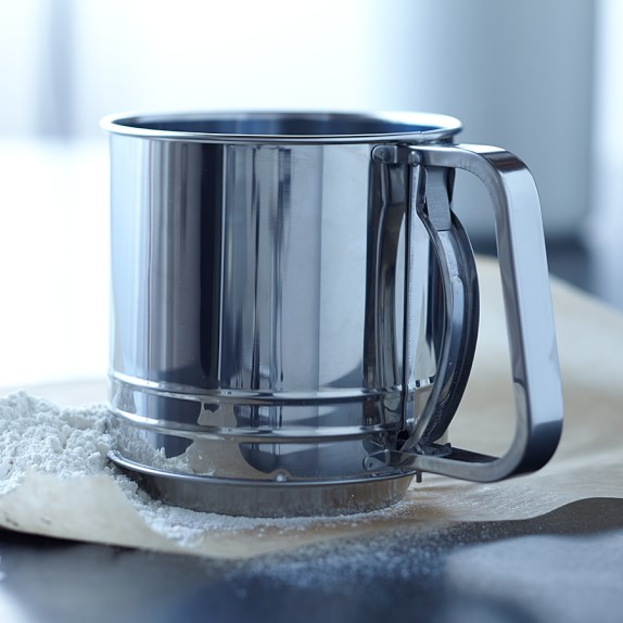 Williams Sonoma Open Kitchen Flour Sifter