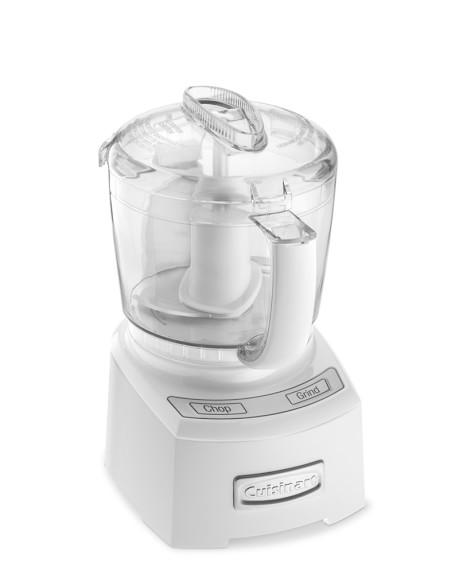 Cuisinart Elite Mini Prep Food Processor, 4-Cup, White