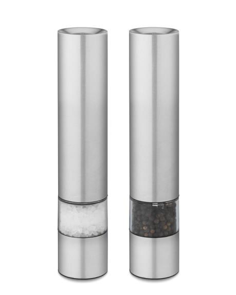 Cole & Mason Electric Salt & Pepper Mills, Set of 2