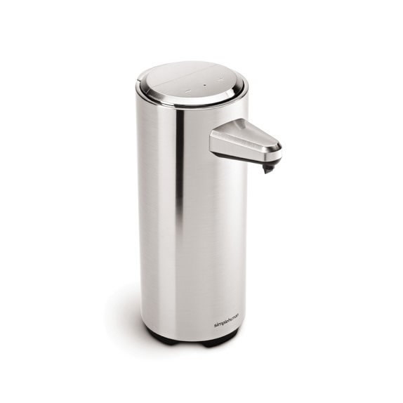 Simplehuman Rechargeable Sensor Soap Dispenser Williams Sonoma