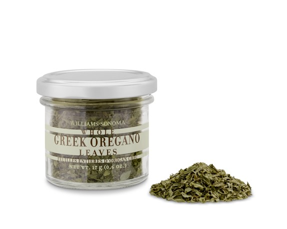 Williams Sonoma Spice, Whole Greek Oregano Leaves