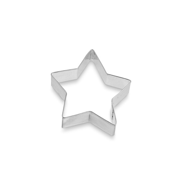 Star Tin Cookie Cutter