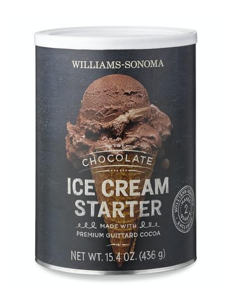 Williams Sonoma Ice Cream Starter, Chocolate